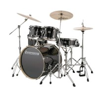 Ludwig Element Evolution 5-Piece Drum Set Black Sparkle