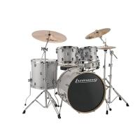 Ludwig LCEE22028 Element Evolution 5-Piece Drum Set White Sparkle