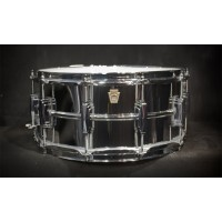 Ludwig LM402 Supraphonic 14x6.5 Metal Snare Drum