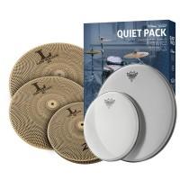 Zildjian L80 Series LV468RH Quiet Pack Cymbal Box Set