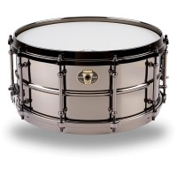 Ludwig LW6514 Black Magic Snare Drum 6.5x14