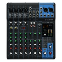 Yamaha MG10XU 10-Input Stereo Mixer with USB