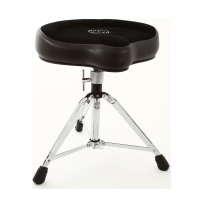 Roc-N-Soc Standard Height Manual Spindle Drum Throne