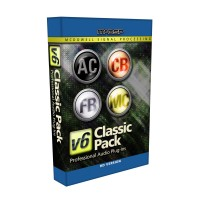 McDSP Classic Pack HD v6 (Upgrade From Classic Pack HD v5)