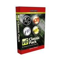 McDSP Classic Pack Native v6 (Upgrade From Classic Pack Native v4)