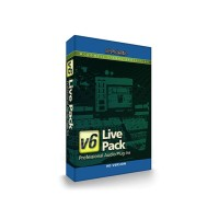 McDSP Live Pack HD v6 (Upgrade From Live Pack HD v5)
