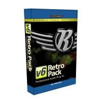 McDSP Retro Pack HD v6 (Upgrade From Retro Pack HD v4)