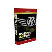 McDSP Retro Pack Native v6 (Upgrade From Retro Pack Native v4)