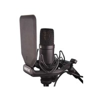 Rode NT1KIT Condenser Microphone and Shock Mount