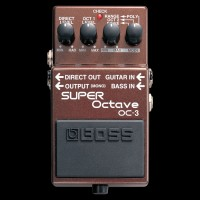 Boss OC3 Super Octave Guitar Bass Pedal