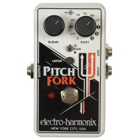 Electro-Harmonix Pitch Fork Guitar Effect Pedal
