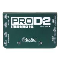 Radial ProD2 Passive Direct Box DI
