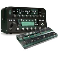 Kemper Profiler Power Head Black Bundle w/ Foot Controller