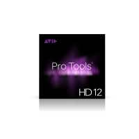 Avid Pro Tools HD 12 Perpetual License