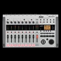 Zoom R24 24 Track Recorder Interface Controller Sampler