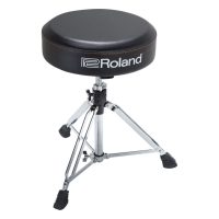Roland Round Drum Throne with Rugged Vinyl Seat