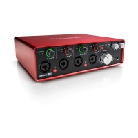 Focusrite Scarlett 18i8 (2nd Gen) 18 In / 8 Out USB Audio Interface