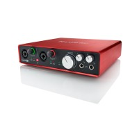 Focusrite Scarlett 6i6 (2nd Gen) 6 In / 6 Out USB Audio Interface