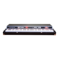 Crumar Seven - 73 Weighted Key Electric Piano