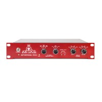 Black Lion Audio Sparrow Mk2 A/D Converter Red
