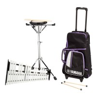 Yamaha SPK-285R Bell Kit w/ Backpack and Roller