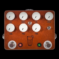 JHS Sweet Tea 2 In 1 Overdrive/Distortion Pedal