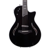 Taylor T5z Pro Electric Acoustic Guitar in Black with Case