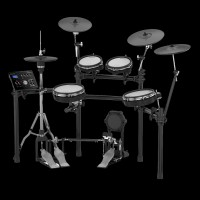 Roland V-Drums TD-25KVS Electronic Drum Set w/ Drum Module and Mesh-Head Pads