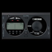 Boss TU-88 Micro Monitor and Tuner for Guitar and Bass