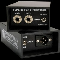 Countryman Type 85 Instrument Direct Box DI DT85 TYPE85