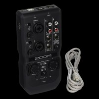 Zoom U-24-Channel Audio Interface