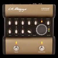 LR BAGGS Venue DI - Tuner, EQ, Solo Boost, Effect Loop