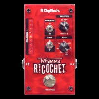 Digitech Whammy WHAMMY RICOCHET Guitar Pitch Effect Pedal