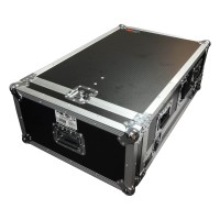 Prox XS-MIDM32RDHW Midas M32R ATA Flight Case Mixer Console w/ Doghouse & Wheels