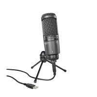 Audio-Technica AT2020 USB Plus Condenser Microphone