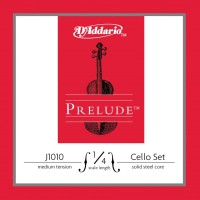 D'Addario Prelude Cello String Set 1/4
