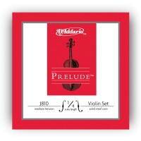 D'Addario J810 Prelude Violin 1/4