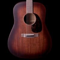 Martin D15M 15-Series Burst Mahogany Dreadnought Acoustic Guitar