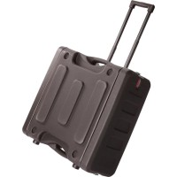GATOR G-PROR-6U-19-Space Rolling Rack Case with Wheels
