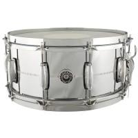 Gretsch GB4164 6.5x14 Chrome Over Brass Snare Drum