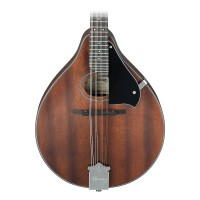 Ibanez M615OPN Oval Hole Open Pore All Mahogany A-Style Mandolin in Natural