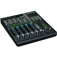 Mackie 802VLZ4 8-Channel Ultra Compact Mixer