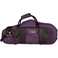 PROTEC MX304CTPR Max Contoured Alto Saxophone Case in Purple