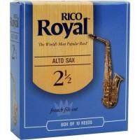 Rico Royal Alto Sax 10 Box #2.5 Strength