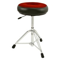 Roc N Soc Original Nitro Throne in Red Round Seat