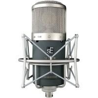 Se Electronics Gemini II MK2 Dual Tube Condenser Microphone