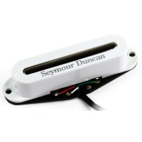 Seymour Duncan Hot Stack for Stratocaster Bridge in White