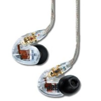Shure SE425CL Dual Driver Earphone with Detachable Cable and Form