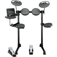 Yamaha DTX400K 5 Piece Electronic Drumset