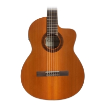 Cordoba C5ce Acoustic Electric Classical Guitar in Natural Finish